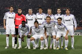 Real Madrid vs Roma 1