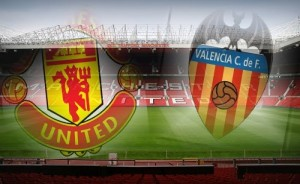 MANCHESTER UNITED VS VALENCIA 1