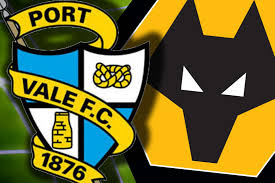 Port Vale vs. West Bromwich Albion 2