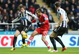 Southampton vs Newcastle United
