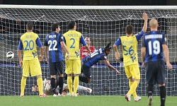 Chievo vs Inter Milan Akurat