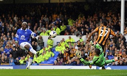 Everton vs Hull City Akurat