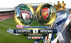 Liverpool vs Arsenal Akurat