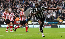 Newcastle Utd vs Sunderland Royal