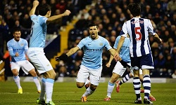West Brom vs Manchester City Akurat