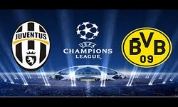Juventus vs Dortmund Royal99bet