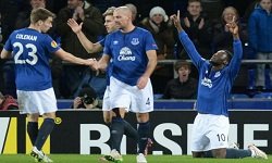 Everton vs Dynamo Kiev royal