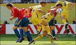 Spanyol vs Ukraina Royal99