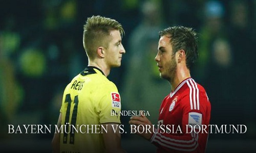 Prediksi Skor Dortmund vs Bayern Munchen 4 April 2015 Royal99