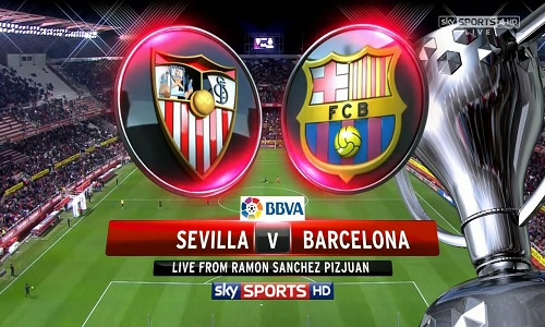 Prediksi Skor Sevilla vs Barcelona 12 April 2015 Royal99