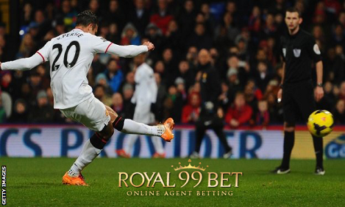 Prediksi Crystal Palace vs Man United 9 Mei 2015 Royal99