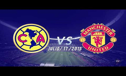 Prediksi Skor Club America vs Manchester United 18 Juli 2015 Royal99