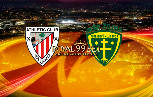Athletic Club vs Zilina